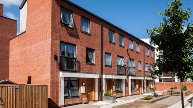 Multi Million Pound Stoke Quay Development At Ipswich