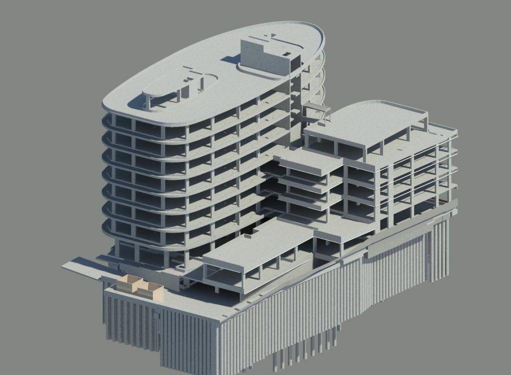 Gateway House Render Image